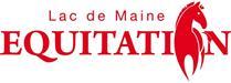 Logo Lac de Maine Equitation